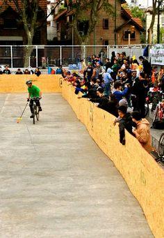 CHEPOLO! 2do Sudamericano de Bike Polo BSAS Argentina 2012