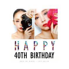 Birthday Dates, Your Smile, Namie Amuro, Kawaii, Singer, Feelings, Celebrities, Magazines, Photograph
