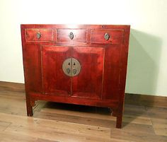 Antique Chinese Ming Cabinet/sideboard (5664), Circa 1800-1849
