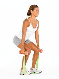 Resist-a-Squat #exercise  Excellent exercise!!