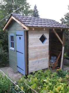 My Pallet Garden Hut Pallet Sheds, Pallet Cabins, Pallet Huts & Pallet Playhouses