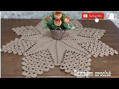 Crochet Designs, Doilies, Crochet Hats, Round Tablecloth, Crochet Costumes, Needlepoint, Table Runners, Nail Decorations, Trapper Keeper
