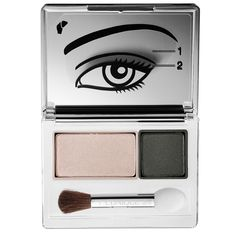 Clinique All About Shadow Duo - Neutral Territory. Clinique All about shadow duo. Size: g. Clinique Eyeshadow, Makeup Eyeshadow, Eyeshadow Palette, Makeup Tips, Beauty Makeup, Shades Of Beige, Hazel Eyes, Beauty And The Beast, Beauty