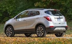 2017 Buick Encore 1.4L Turbo FWD Tested: New Engine, New Face, Same Bubbly Buick - http://carparse.co.uk/2016/11/14/2017-buick-encore-1-4l-turbo-fwd-tested-new-engine-new-face-same-bubbly-buick/