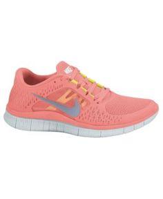 pretty nice c5577 d4c2a Nike Women s Shoes, Free Run+ 3 Sneakers Women s Shoes Nike Free Runs, Nike  Running