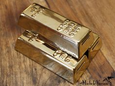 Gold Bar Bank - Wish they'd share these with the rest of us. ;-)