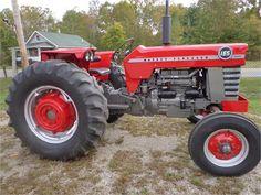 1968 Massey Ferguson 238