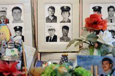 Fotos von Verstorbenen 11. September Foto: Daniela Schlutz