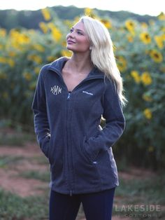 Layer up with a Columbia Benton Springs™ II Long Hoodie from Lakeside Cotton!