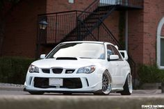 Subaru WRX STI #stance: Favorite Car!.... Jimmy's dream!
