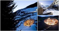 This Villa Is Built Into The Side Of A Mountain And You Won't Believe How To Get In | Diply