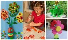 Vynikajúce tvorivé projekty z palstových fliaš a vrchnákov- Perfektné nápady, ako zabaviť deti, kým sú doma! Kids Rugs, Home Decor, Homemade Home Decor, Kid Friendly Rugs, Interior Design, Home Interiors, Decoration Home, Home Decoration, Nursery Rugs