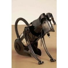 Dog Wine Bottle Holder