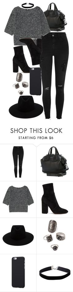 """Style #11533"" by vany-alvarado ❤ liked on Polyvore featuring River Island, Givenchy, Uniqlo, Valentino, rag & bone, Forever 21 and Miss Selfridge"