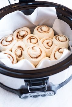 Cooker Overnight Cinnamon Rolls Slow Cooker Overnight Cinnamon RollsSlow movement Slow movement may refer to: Potluck Desserts, Slow Cooker Desserts, Keto Desserts, Slow Cooker Bread, Slow Cooker Breakfast, Crock Pot Desserts, Crock Pot Slow Cooker, Breakfast Crockpot Recipes, Christmas Dinner Recipes Slow Cooker
