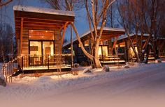 11. Fireside Resort, Wyoming