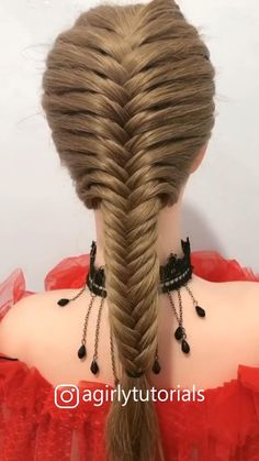 Let's try some hairstyle tutorials provided in the form of video Girly Hairstyles, Braided Hairstyles Tutorials, Easy Hairstyles For Long Hair, Wedding Hairstyles, Men Hairstyles, Hair Up Styles, Medium Hair Styles, Beauty Tips For Hair, Hair Beauty