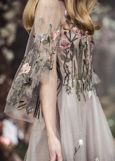 """aishwaryaraii: Looks from Paolo Sebastian 'Once Upon a Dream' S/S 2018 Haute Couture """" Couture Fashion, Runway Fashion, Luxury Fashion, Fashion Jobs, Daily Fashion, Fashion Brand, Street Fashion, Pretty Dresses, Beautiful Dresses"""