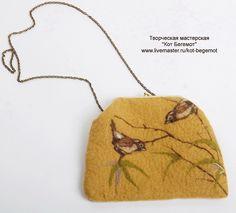 Gallery.ru / Фото #152 - BAGS (СУМКИ) - renew  wonderful bird design