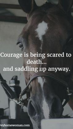 Very true! #motivation #horseriders
