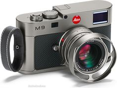 LEICA M9 Titanium Digital, my next camera.