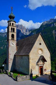Chiesa di San Tomaso Apostolo San Tomaso Agordino Belluno Dolomiti Veneto Italia