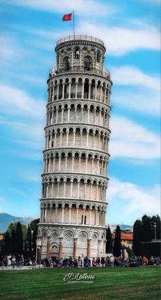 Pisa, Tower, Building, Photography, Travel, Photograph, Viajes, Lathe, Buildings