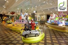 Harrods Toy Kingdom by Shed London TOY STORES! Harrods Toy Kingdom by Shed, London
