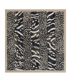 View the Adelfi Leopard Print Scarf