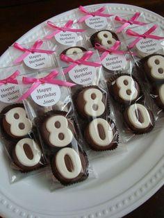 Resultado de imagen para 80th birthday party ideas                                                                                                                                                                                 Más