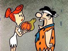 Fred And Wilma Flintstone Good Cartoons, Vintage Cartoons, Best Cartoons Ever, Famous Cartoons, Animated Cartoons, Classic Cartoon Characters, Cartoon Tv Shows, Couple Cartoon, Classic Cartoons