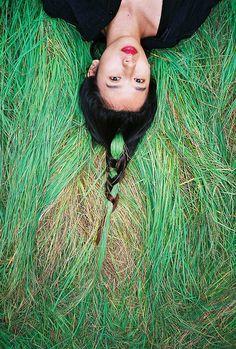 REN HANG http://www.widewalls.ch/artist/ren-hang/ #photography