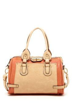 Moda Luxe Kendra Satchel Bag