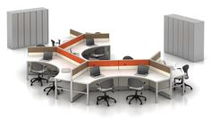 November 2016 Product of the Month : Capture - Benching and Desking Systems, Cubicles and Systems
