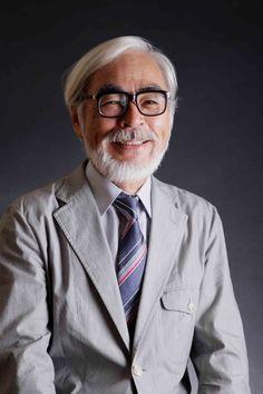 Hayao Miyazaki Japanese animation artits
