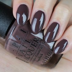 OPI That's What Friends Are Thor Swatch OPI Iceland Collection Swatches