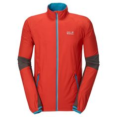Very lightweight, breathable and stretchy softshell for endurance sports - Softshell jackets - Jackets - Apparel - Men - Jack Wolfskin International