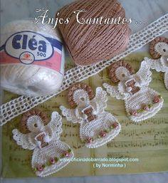 OFICINA DO BARRADO...  #inspiration_crochet_diy GB
