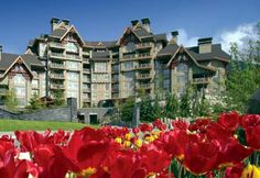 Four Seasons Resort Whistler Hotel, BC, Canada http://www.wanderplanet.com/whistler-travel-canada-whistler-hotel-vacation-attractions/