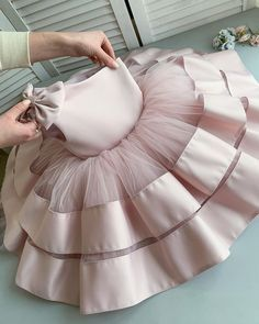 icu ~ Pin on Baby girl princess dresses ~ Princess dress for girls Soft pink dress Birthday dress for Soft Pink Dress, Pink Flower Girl Dresses, Dresses Kids Girl, Kids Outfits, Dress Girl, Dresses For Babies, Cute Baby Dresses, Girls Dresses Sewing, Lace Flower Girls