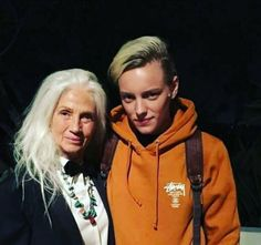 Erika Linder of monsters and men empire video