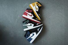 "Nike Air Jordan 1 ""Best Hand in the Game"" range"