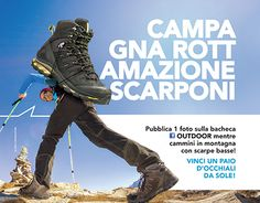 """Check out new work on my @Behance portfolio: """"OUTDOOR ROTTAMZIONE SCARPONI"""" http://be.net/gallery/45396463/OUTDOOR-ROTTAMZIONE-SCARPONI"""