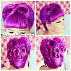 Love Retro hairstyles? wanna give your hair a new look ? Retro hairstyles is a good choice for you. Here you will find some super sexy Retro hairstyles,  Find the best one for you, #Retrohairstyles #Hairstyles #Hairstraightenerbeautynhttps://www.facebook.com/hairstraightenerbeautyn