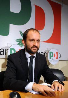 Matteo Orfini, memeber of the National Secretariat, Partito Democratico (ITA).