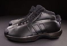 """adidas Crazy 1 """"Blackout"""""""