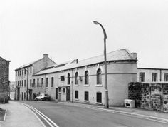 Barnsley Cannister Works, Sackville Street