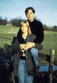Paul & Linda McCartney