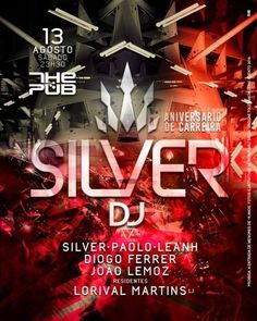 #VEJA The Pub: Aniversário de Carreira DJ Silver #agenda @paroutudo via ParouTudo http://ift.tt/2bnfxWI #Raynniere #Makepeace