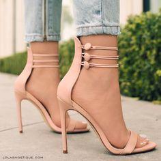 2017 New Sexy Gladiator Sandals Women High Heel Sandals High Heel Pumps High Heel Pumps, Pumps Heels, Stiletto Heels, Nude Heels, Tan High Heels, Stilettos, Tan Sandals Heels, Denim Sandals, Gladiator Heels